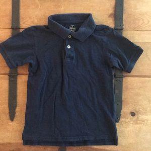 Faded Glory Boys Size Small Polo Uniform Shirt